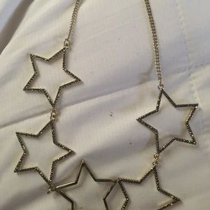 Star necklace-Make Offer.